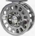 "ADVENTURE RYOBI Modern fly reel, cut out from one piece of ultralight aluminium in CNC technology. Equipped with additional lever: so called "" fight brake "".  The higher quality layer of the whole reel's surface what protects against corrosion. Precise multi -  disc brake and thrust bearing."